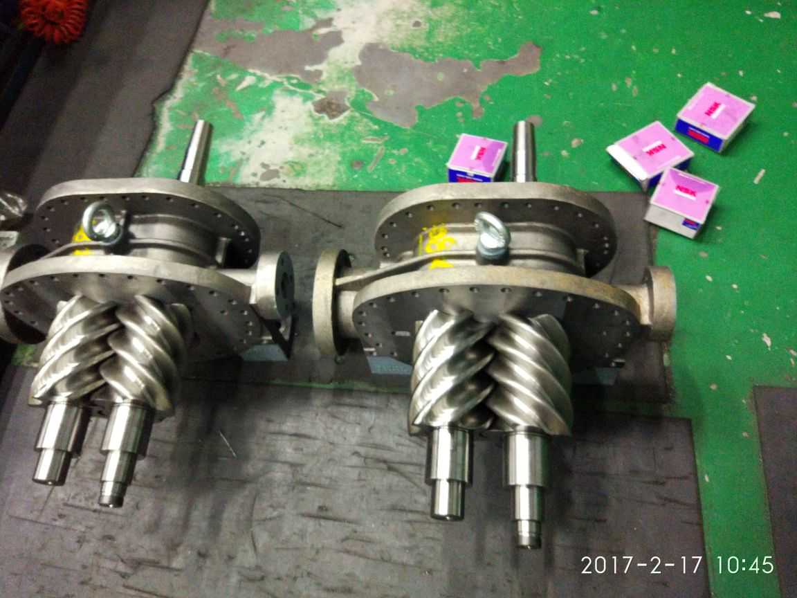 винтовые компрессоры