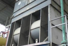 Испарительный конденсатор Evapco 400кВт бу